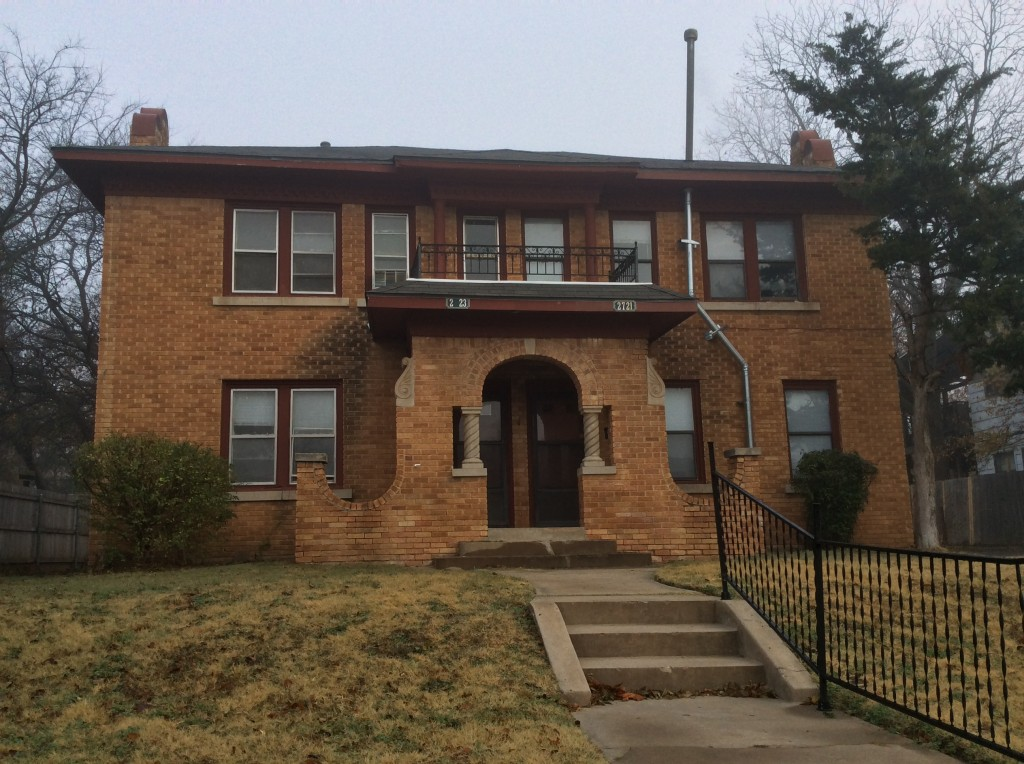 Available September 1! Vintage Duplex in Miller Neighborhood